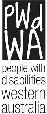 Logo for People With disabilities (WA)