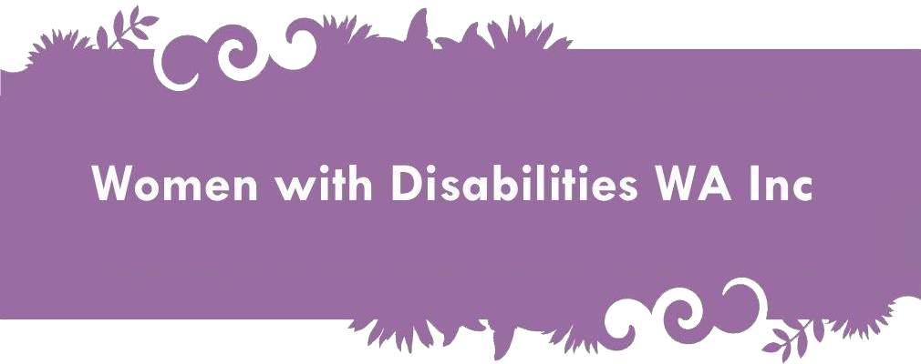 Logo for Women with Disabilities
