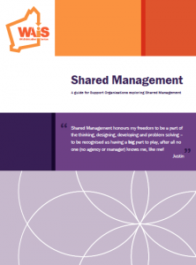 Shared Management Guide