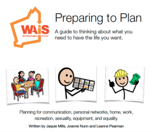 Image of cover for preparing to plan WAiS resource
