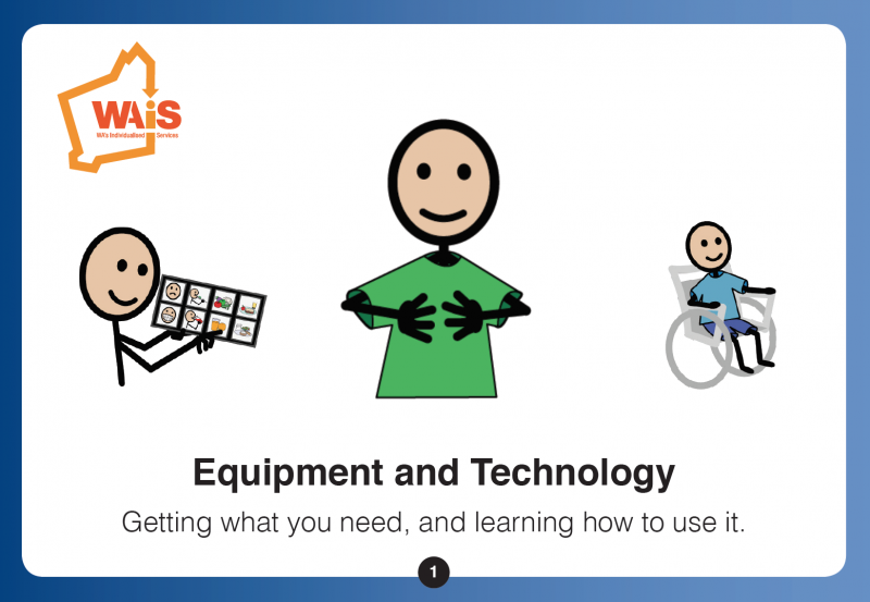 Equipment and technology  planning cards