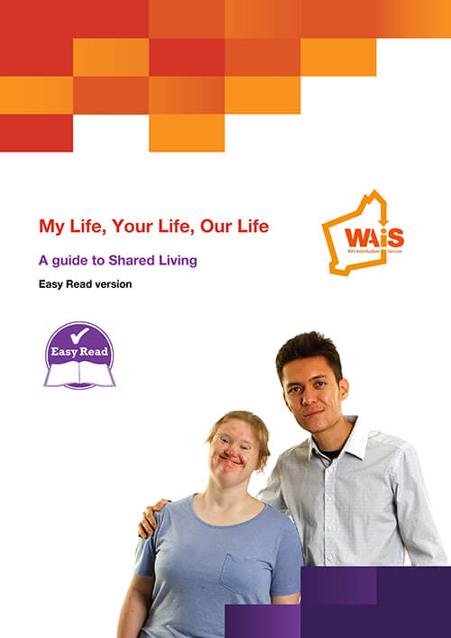 image of cover of WAiS my life, your life, our life resource