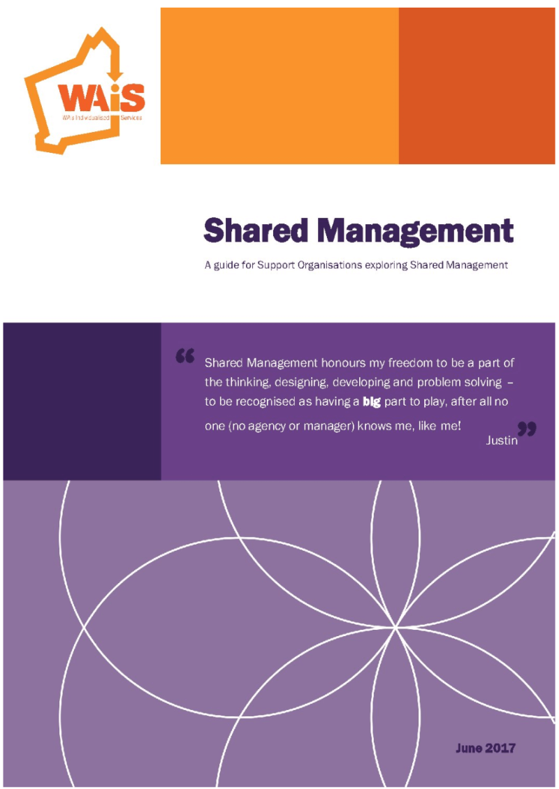 Image of cover for shared management guide