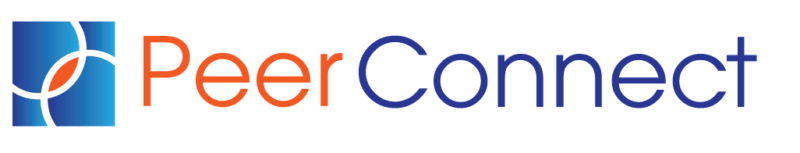 Image of Peer Connect logo
