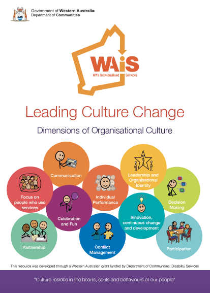 Leading culture change image
