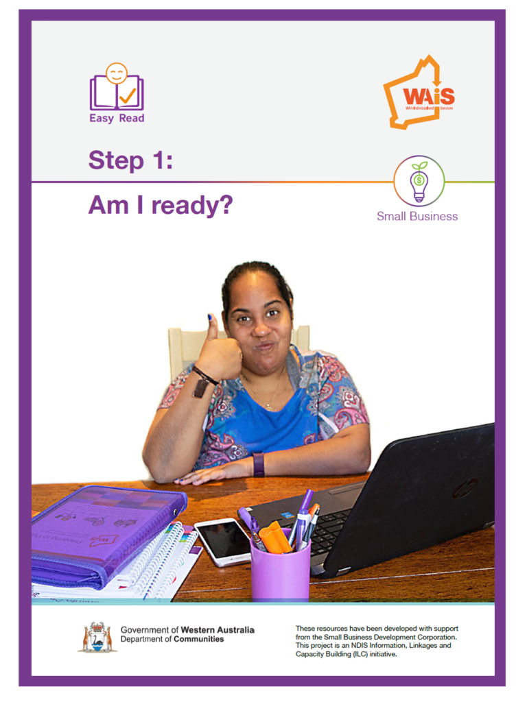 Image of cover of Step 1 Am I ready document